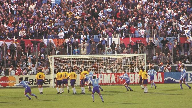 Medio siglo en el Field: los arcos del Estadio Centenario