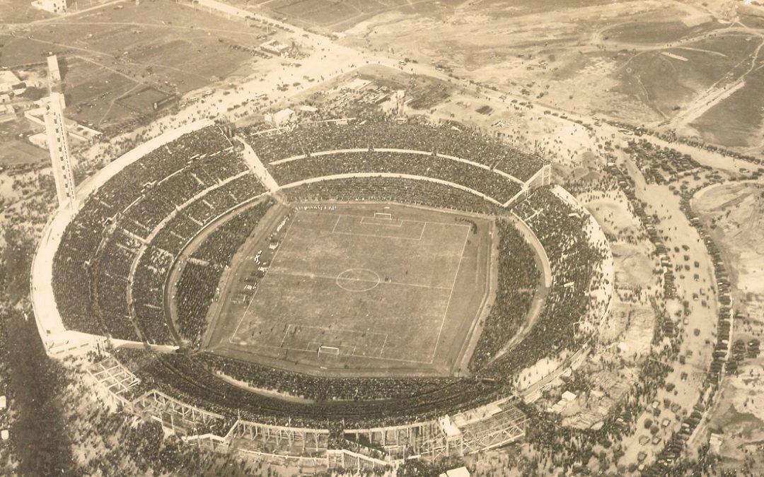 El más grande de América: la construcción del Estadio Centenario
