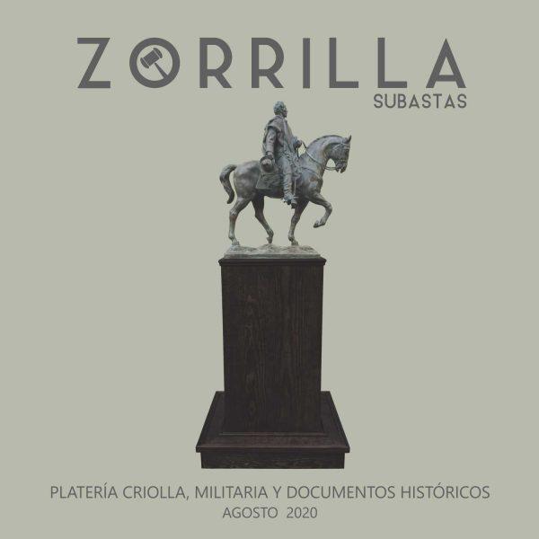 PLATERÍA CRIOLLA - MILITARIA Y DOCUMENTOS HISTÓRICOS