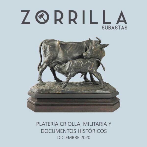 PLATERIA CRIOLLA MILITARIA Y DOCUMENTOS HISTORICOS