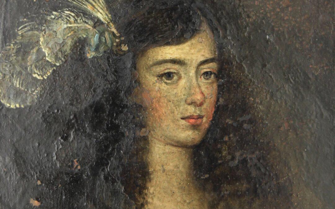 La maravilla de nuestros siglos: la duquesa de Arcos y un retrato en miniatura